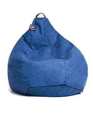 Бескаркасная мебель Кресло мешок Груша Poparada