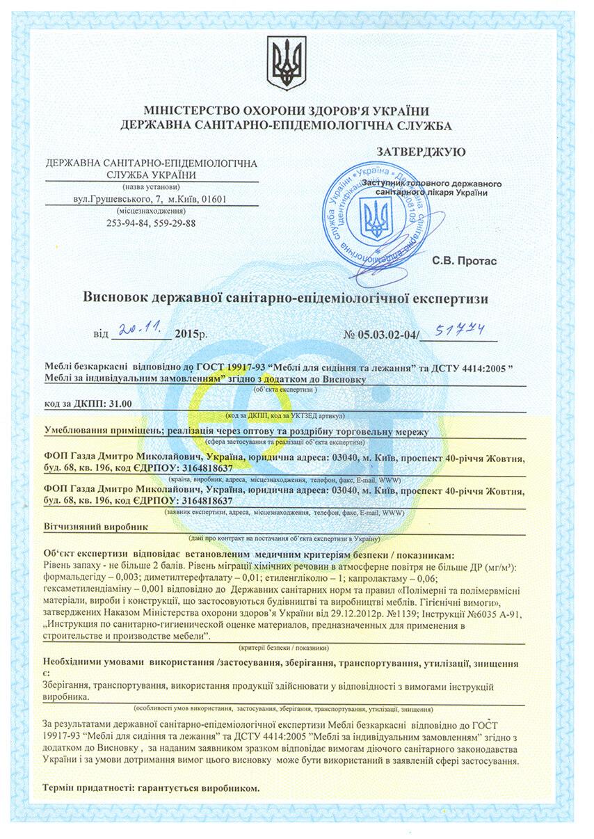 Сертификация мебели в украине добровольная сертификация в казахстане перечень